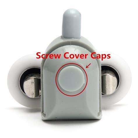 glass shower door roller replacement 8pcs sliding shower door rollers runners