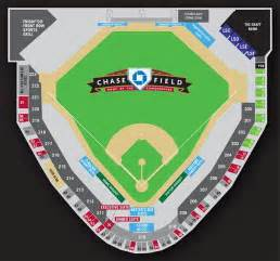 arizona diamondbacks stadium map nightly suite event rentals arizona diamondbacks
