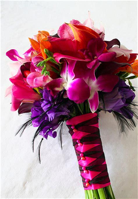 Wedding Bouquet Ribbon Wrap by Colors Design On Bouquet Wrap Show Your Pics