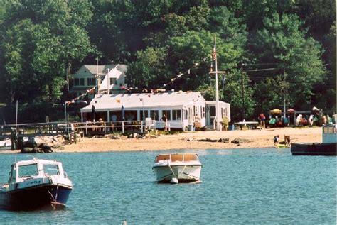 darien boat club about dbc