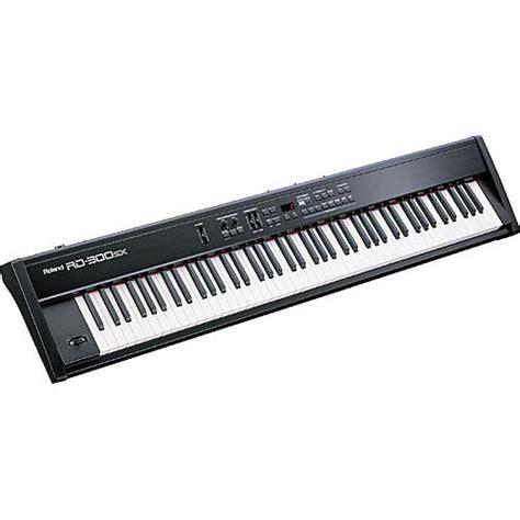 Keyboard Roland 88 Tuts roland rd 300sx 88 key portable digital piano rd300sx b h