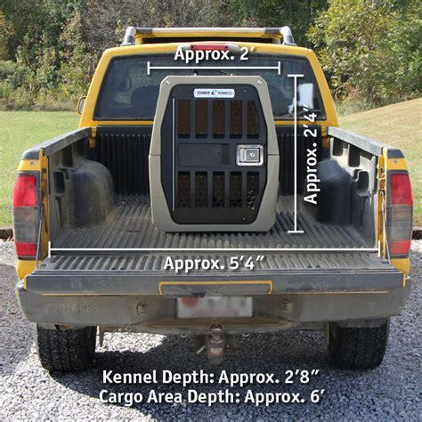 truck bed dog crate gunner kennels g1 intermediate dog crate 499 99 free