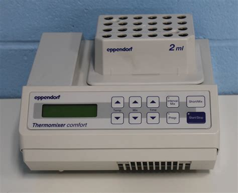 Eppendorf Thermomixer Comfort by Eppendorf Thermomixer Comfort With 2 Ml Thermoblock