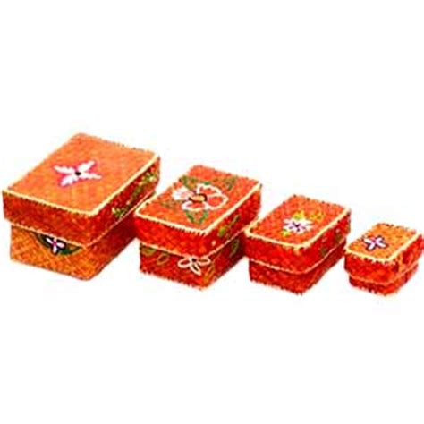 handmade decorative box decorative stacking box