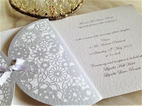 Decorative Sleeve Wedding Invitations   Wedding Invites