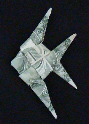 Fish Money Origami - best 25 origami fish ideas on