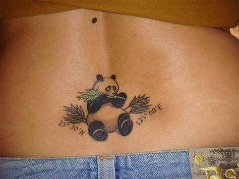 panda tattoo design panda tattoos designs pictures