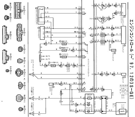 1994 mitsubishi 3000gt wiring diagram wiring diagram manual