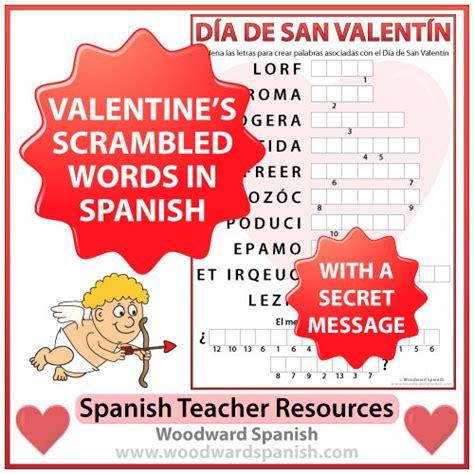 s day secret message valentine s day scrambled words secret message in