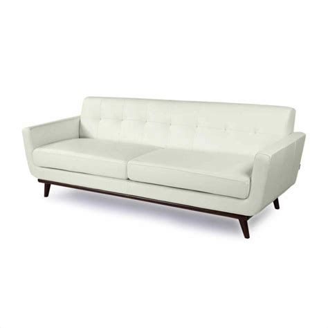madison home usa sleeper sofa mid century sleeper sofa modern leather tufted linen