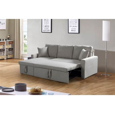 Buy Sofa Canada by Husky 174 Zara Reversible Sectional Sofa 3 In 1 Sofa Bed