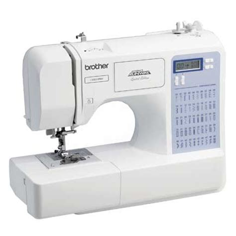 section sewing machine com brother project runway cs5055prw electric