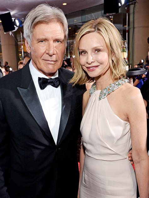 Calista Flockhart And Harrison Ford by Harrison Ford Plane Crash Inside His Unshakable Marriage