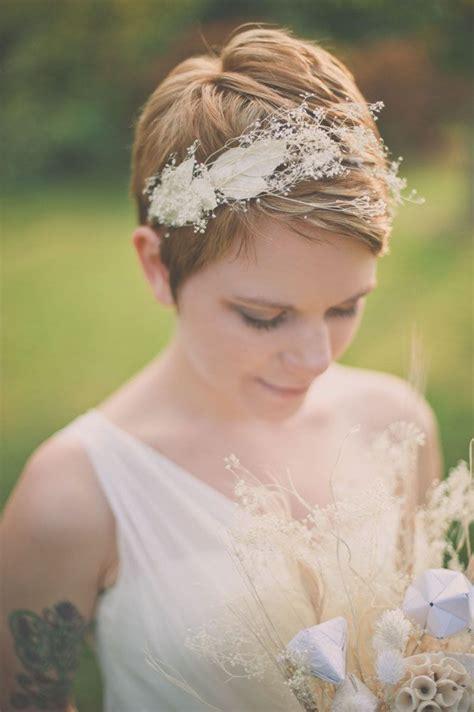 Hochzeitsfrisur Kurze Haare by Dicas De Penteados Para Cabelo Curto