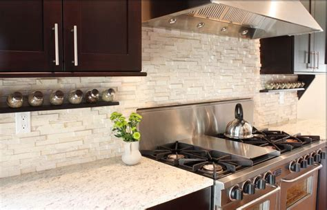 Backsplash In Kitchens by Backsplash Goes Black Cabinets Home Design And Decor Reviews