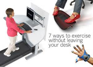 Office Desk Workouts 7 Ways To Exercise Without Leaving Your Desk Cio