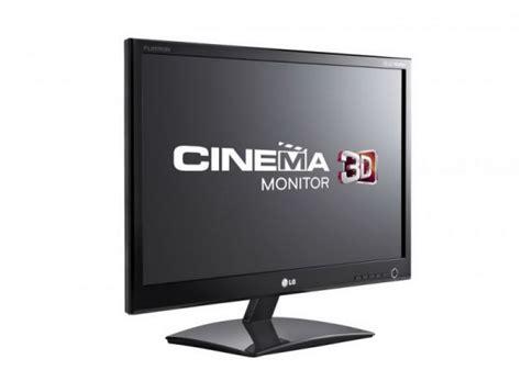 Lg Cinema 3d Monitor D2342p lg d2342p cinema 3d monitor teszt av hu