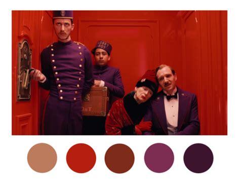 wes color palette wes palette