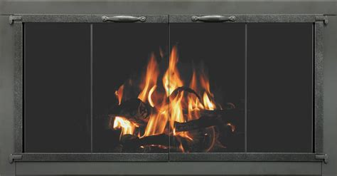 inside fit fireplace doors glass doors for zc archives