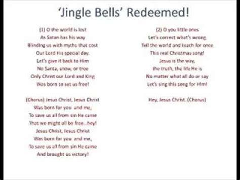 bells testo jingle bells redeemer