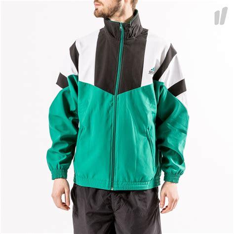 Adidas Originals Eqt Track Jacket Greenwhiteblack Aj7344 1 adidas eqt track jacket aj7344 overkill berlin