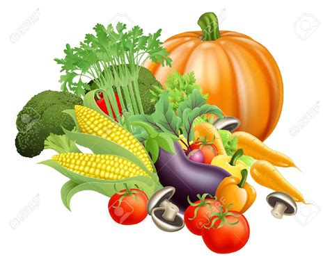 vegetable clip fresh vegetables clipart clipground