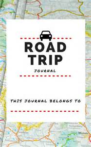trip diary template 7 best images of my vacation journal printable free