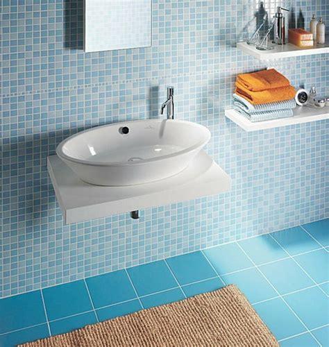 Kleines Bad Blaue Fliesen by 40 Badezimmer Fliesen Ideen Badezimmer Deko Und Badm 246 Bel