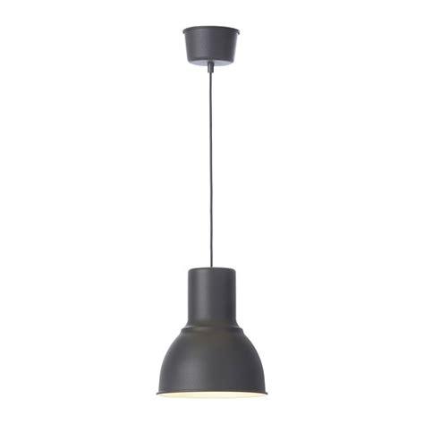 "HEKTAR Pendant lamp 9 "" IKEA"