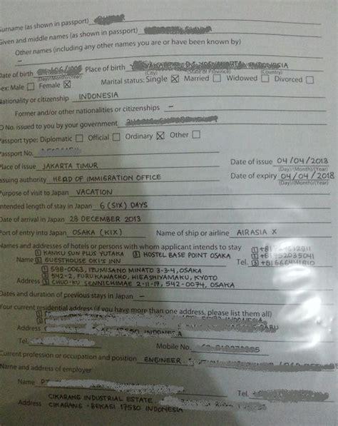 cara membuat visa kerja amerika contoh surat keterangan kerja visa amerika lowongan