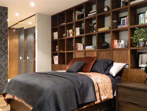 bookshelves as headboard clever furniture combinations bookcase headboards