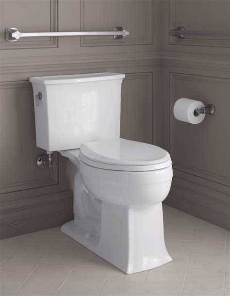 What Is A Comfort Height Toilet by Kohler K 3551 96 Archer Comfort Height Two