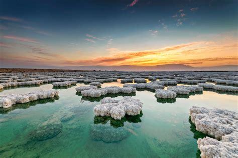 imagenes impresionantes del mar muerto totes meer