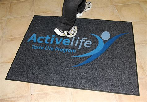 printed floor mats bar runners perth direction design