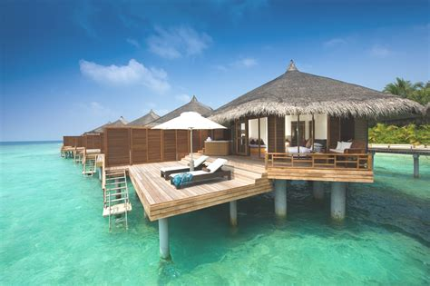 Luxury tropical paradise Kuramathi Island Resort, Maldives « Adelto Adelto