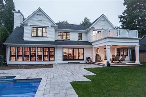 custom build houses custom built new home oakville whitehall homes