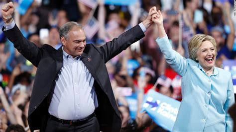 by picking anti abortion tim kaine hillary is testing tim kaine s wild 78 hours before becoming hillary clinton
