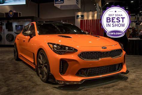 orange cars 2017 2017 sema best in cars com