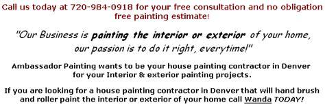 interior house painting denver interior house painting denver interior painting denver contractor ambassador