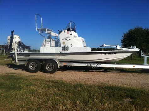 haynie boats for sale houston 21 ft haynie cat for sale 26500 seadrift tx boats