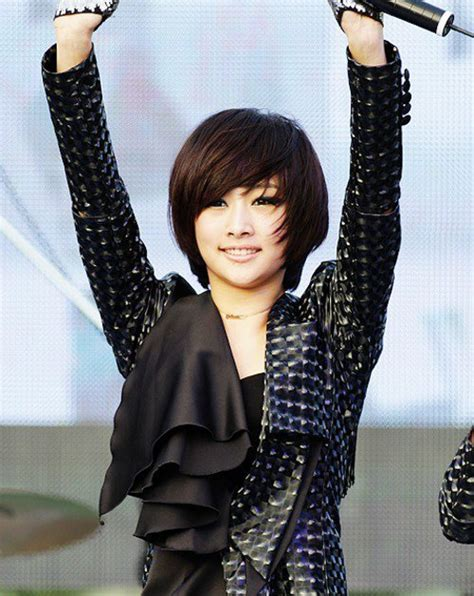 female stars who look best with short hair kpopfuntastico