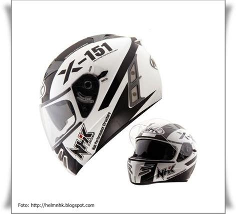 Helm Cross Merk Nhk 3 gp1000 solid hrga berkisar rp 290 000
