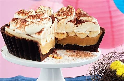 chocolate banoffee pie a decadent dessert perfect for any any special feast http www
