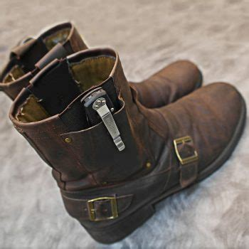 how to wear a boot knife important guide on how to wear a boot knife safely