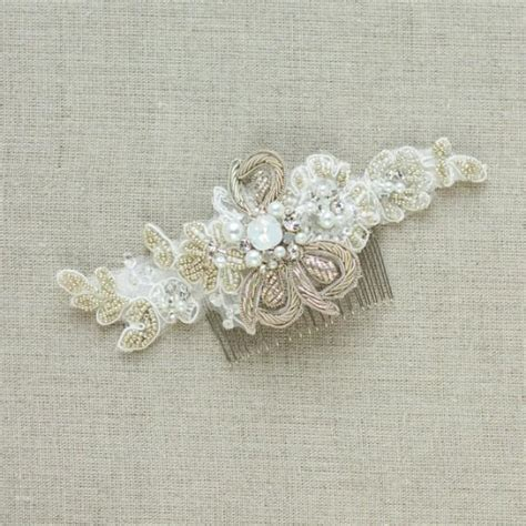 Wedding Hair Accessories Lace by Bridal Hair Comb Lace Hair Accessories Wedding Hair Comb