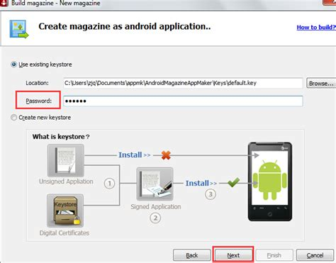 create an android app how to create an android flipbook app with fliphtml5 fliphtml5 help center