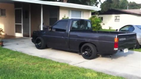 nissan hardbody lowered project hellaflush hardbody doovi