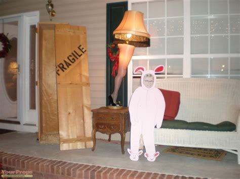 leg l from christmas story movie full size christmas story leg l christmas decore
