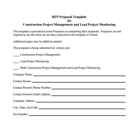 building design proposal report project proposal template 56 free word ppt pdf