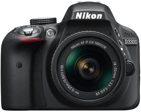 nikon d3300 dslr with single lens af p dx nikkor 18 55 mm f3 5 5 6 vr 16 gb sd